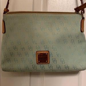 Authentic doonie cross body purse